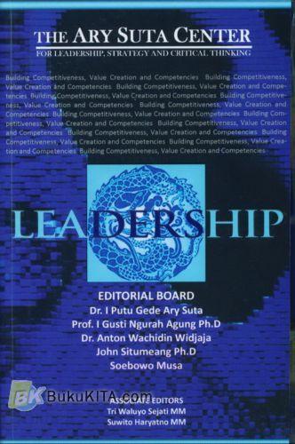 Cover Buku LEADERSHIP