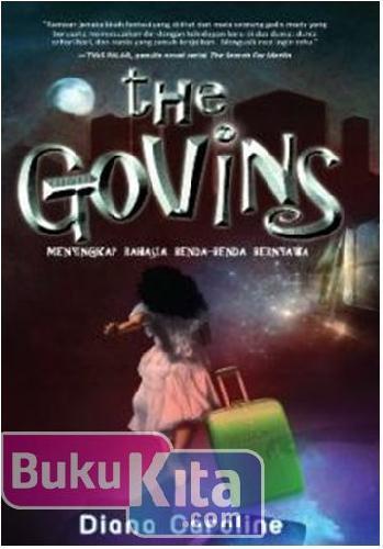 Cover Buku The Govins : Menyingkap Rahasia Benda-Benda Bernyawa