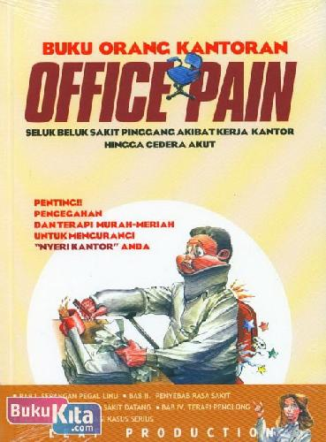 Cover Buku Buku Orang Kantoran OFFICE PAIN