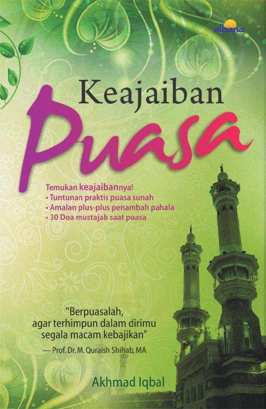 Cover Buku Keajaiban Puasa