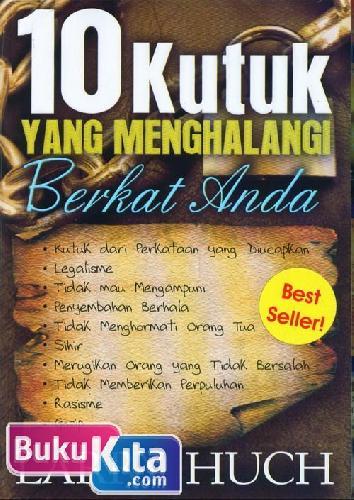 Cover Buku 10 Kutuk Yang Menghalangi Berkat Anda