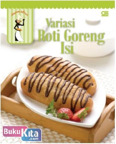 Cover Buku Variasi Roti Goreng Isi