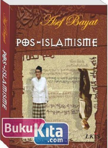 Cover Buku Pos-Islamisme