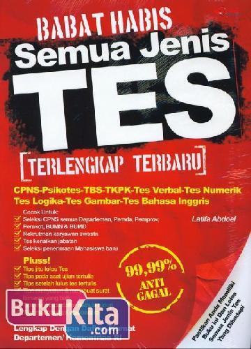 Cover Buku Babat Habis Semua Jenis TES [Terlengkap Terbaru]