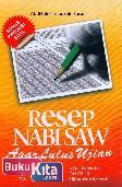 Resep Nabi Saw Agar Lulus Ujian