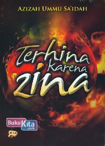 Cover Buku Terhina Karena Zina