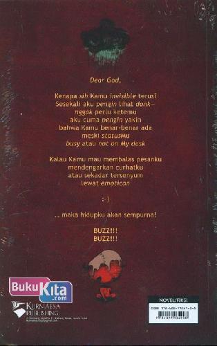 Cover Belakang Buku Yang Galau Yang Meracau! - Curhat (Tuan) Setan