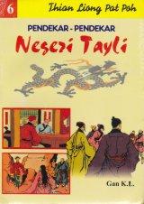 Cover Buku Pendekar-Pendekar Negeri Tayli #6