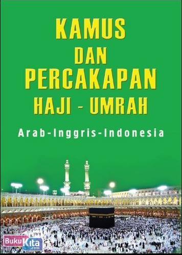 Cover Buku Kamus dan Percakapan Haji-Umrah