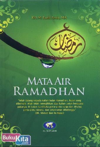 Cover Buku Mata Air Ramadhan