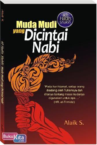 Cover Buku Muda-Mudi yang Dicintai Nabi