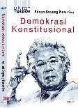 Demoraksi Konstitusional (Pikiran dan Gagasan Adnan Buyung Nasution)