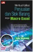 Membuat Aplikasi Penjualan dan Stok Barang dengan Macro Excel