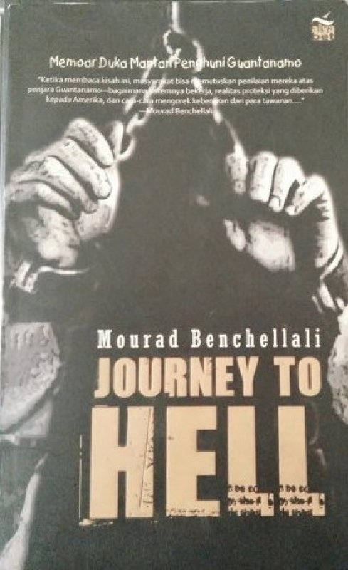 Cover Buku Journey To Hell - Voyage vers l
