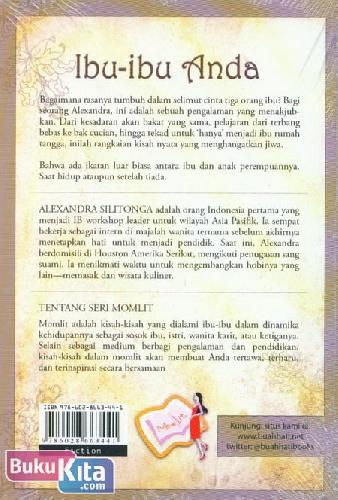 Cover Belakang Buku Ibu-Ibu Anda
