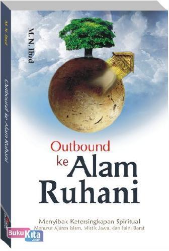 Cover Buku Outbond ke Alam Ruhani