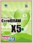 Cover Buku PANDUAN BELAJAR CORELDRAW X5