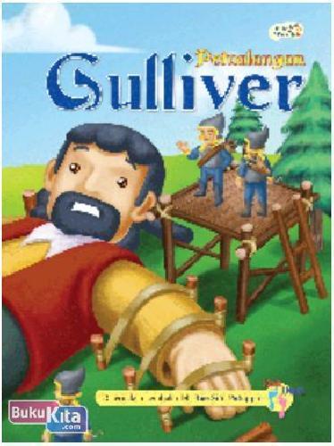 Cover Buku Petualangan Gulliver