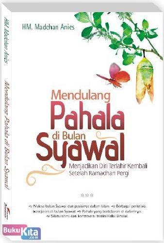 Cover Buku Mendulang Pahala dibulan Syawal