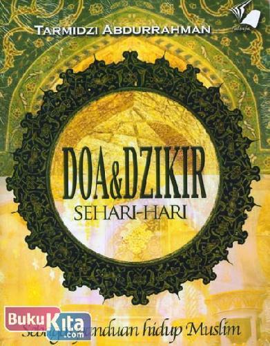 Cover Buku Doa & Dzikir Sehari-Hari
