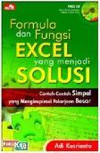 Formula dan Fungsi Excel yang Menjadi Solusi