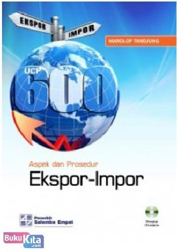 Cover Buku ASPEK DAN PROSEDUR EKSPOR-IMPOR