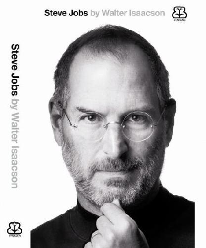Cover Buku Steve Jobs