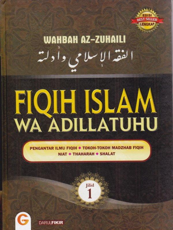 Cover Buku FIQIH ISLAM (WA ADILLATUHU) #1