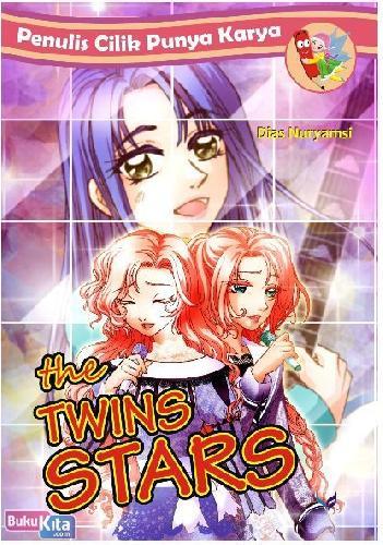 Cover Buku Pcpk : The Twins Stars