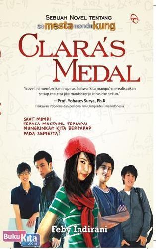Cover Buku Clara