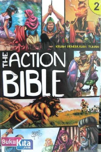 Cover The Action Bible 2