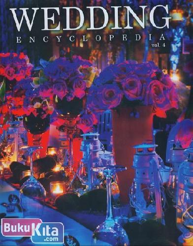 Cover Buku Wedding Encyclopedia Vol. 4
