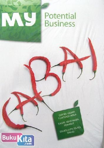 Cover Buku My Potential Business : Cabai