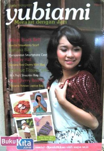 Cover Buku Yubiami Merajut dengan jari