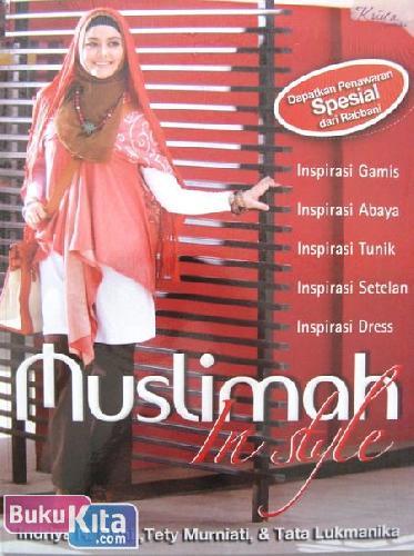 Cover Buku Muslimah In Style