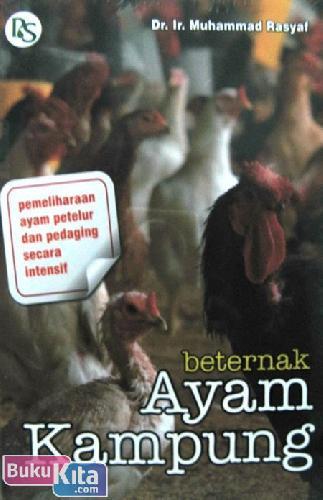 Cover Buku Beternak Ayam Kampung