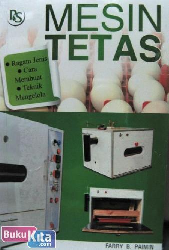 Cover Buku Mesin Tetas