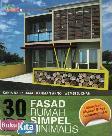 30 Ide Fasad Rumah Simpel Minimalis