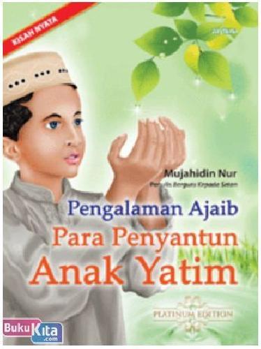 Cover Buku Pengalaman Ajaib Para Penyantun Anak Yatim