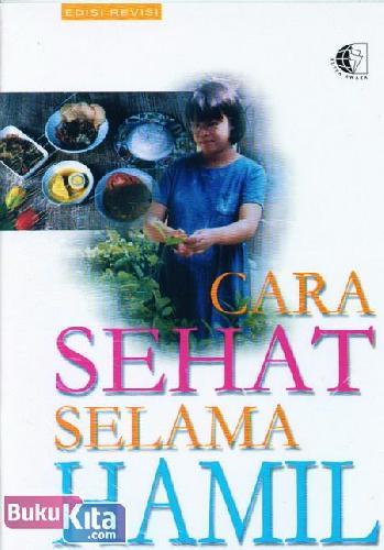 Cover Buku Cara sehat Selama Hamil