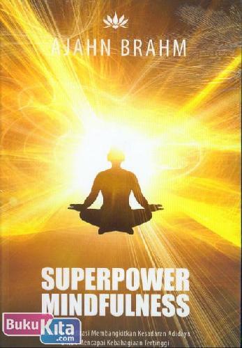 Cover Buku Superpower Mindfulness