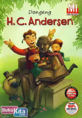 Cover Buku Dongeng H.C. Andersen