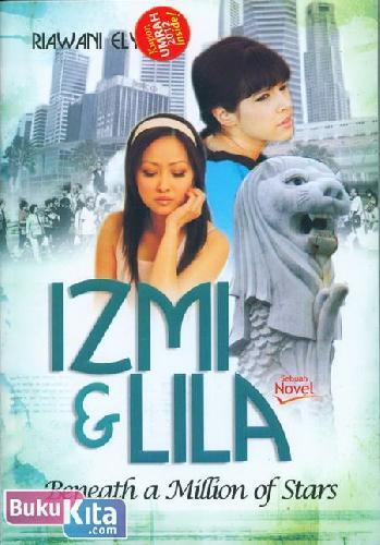 Cover Buku Izmi & Lila