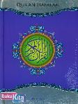 Quran Hafalan Besar biru