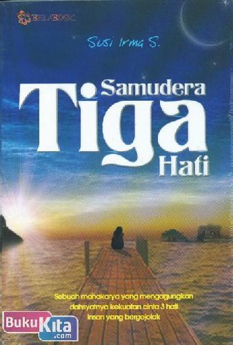 Cover Buku Samudera Tiga Hati