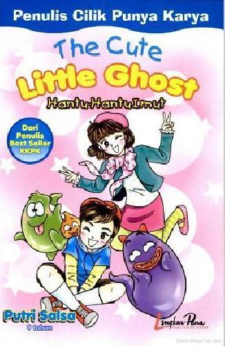 Cover Buku PCPK : The cute little ghost