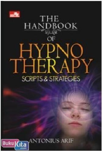 Cover Buku The Handbook of Hypnotherapy Script & Strategies