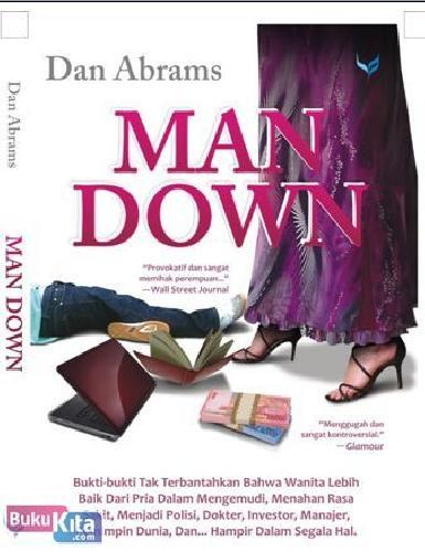 Cover Buku MAN DOWN