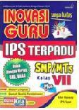Cover Buku Inovasi Guru Tanpa Batas IPS Terpadu SMP/MTS Kelas VII
