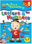 CD My First Dictionary : Letters & Numbers - Native Speaker